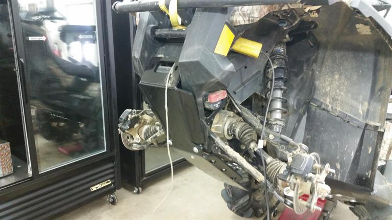 how to replace winch cable can am atv forum rh can amforum com