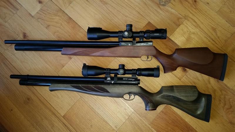 air arms s510 or fx streamline - Airguns & Guns Forum