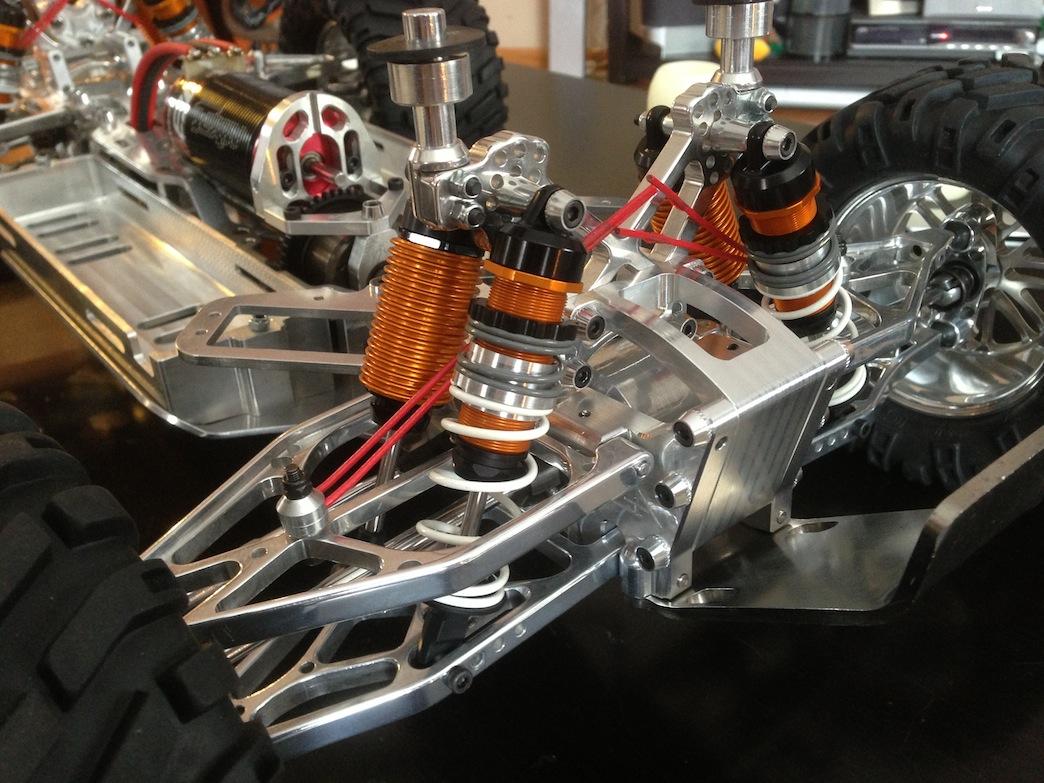 Proline powerstorke aluminum spring separator IMG_5315