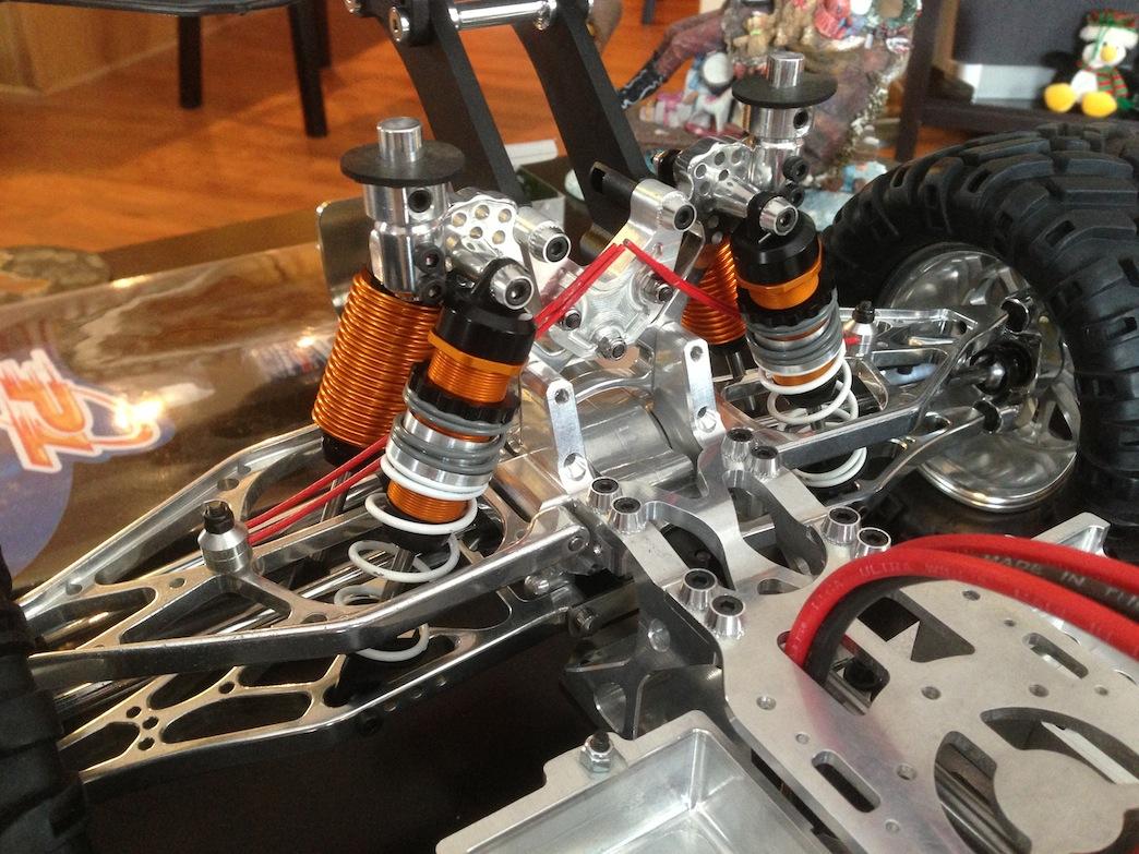 Proline powerstorke aluminum spring separator IMG_5316