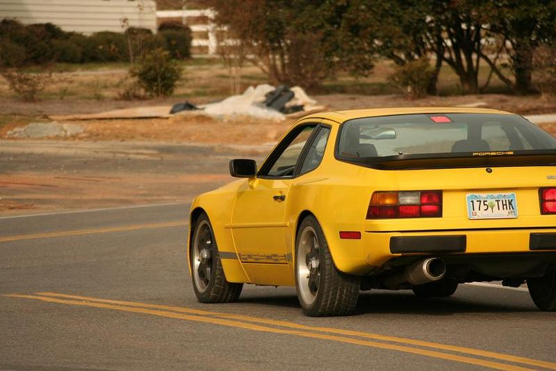 84 speed yellow 944 pelican parts technical bbs. Black Bedroom Furniture Sets. Home Design Ideas